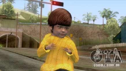 Live Action Morty Skin para GTA San Andreas