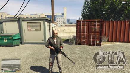 Hitman Mod (UPDATED) 0.8 para GTA 5