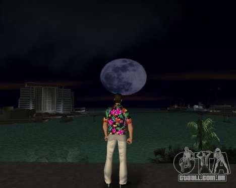 Elegante camisa Tommy para GTA Vice City