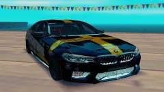 BMW M5 F90 SpeedHunters