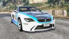 BMW M6 (E63) WideBody Volk v0.3 [replace] para GTA 5