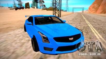 Cadillac ATS para GTA San Andreas