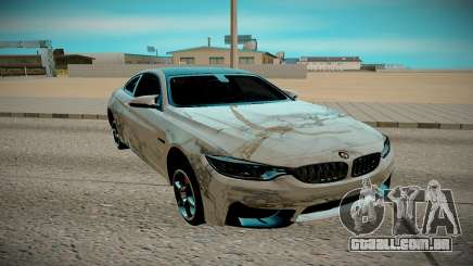 BMW M4 TR para GTA San Andreas