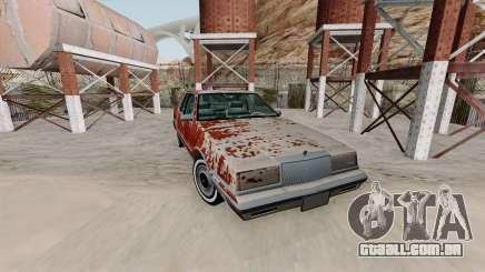 Chrysler New Yorker 1988 Rusty para GTA San Andreas