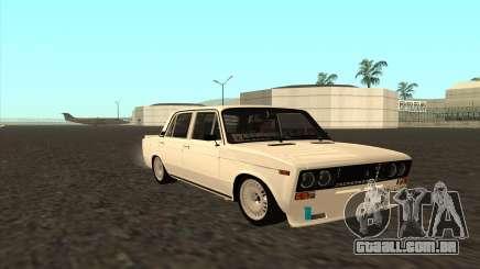 VAZ 2106 Japonakan para GTA San Andreas