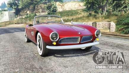 BMW 507 1959 v2.0 [replace] para GTA 5