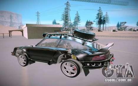 GTA V Pfister Comet Safari para GTA San Andreas esquerda vista