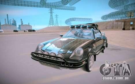 GTA V Pfister Comet Safari para GTA San Andreas