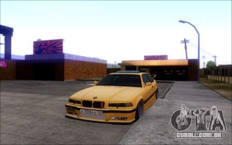 BMW M3 E36 Hamann para GTA San Andreas