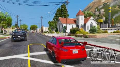Natural Vision Remastering para GTA 5