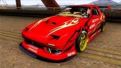 Mazda RX 7 Hoonigan para GTA San Andreas