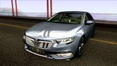 Opel Insignia 2018 para GTA San Andreas