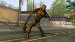 Metro 2033 - Dark One Skin para GTA San Andreas