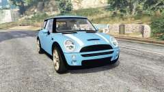 Mini Cooper S (R53) [replace] para GTA 5