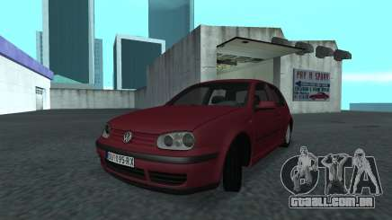 1999 Volkswagen Golf Mk4 para GTA San Andreas