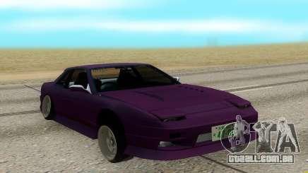 Nissan 240 SX 43 para GTA San Andreas
