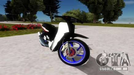 Yamaha Sports 100 para GTA San Andreas
