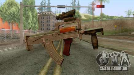 Playerunknown Battleground - OTs-14 Groza v2 para GTA San Andreas