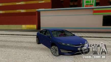 Acura TLX para GTA San Andreas
