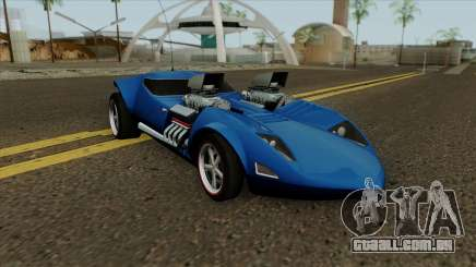 Hot Wheels Twin Mill RC Car 1969 para GTA San Andreas