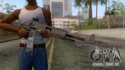 AK-94 Assault Rifle para GTA San Andreas