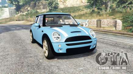 Mini Cooper S (R53) [replace] para GTA 5