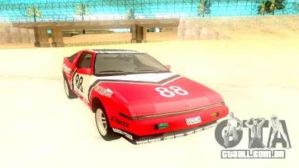 Mitsubishi Starion ESiR US-Spec 1986 para GTA San Andreas