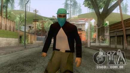New Aztecas Skin 3 para GTA San Andreas