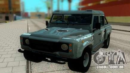 Landrover Defender 110 para GTA San Andreas