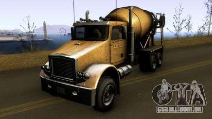 GTA V HVY Mixer2 para GTA San Andreas