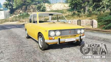 VAZ 2103 Zhiguli v1.1 [substituir] para GTA 5