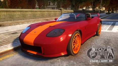 Little Banshee Wheel Mod para GTA 4