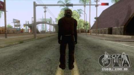 GTA 5 Online Male Skin para GTA San Andreas
