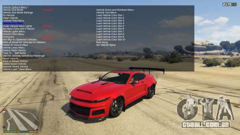Simple Trainer 7.5 para GTA 5
