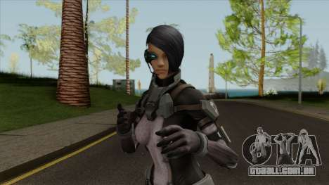 Sitara From Ghost in the Shell First Attack para GTA San Andreas