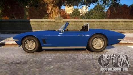 GTA V Invetero Coquette Classic para GTA 4