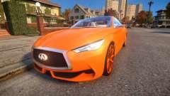2017 Infiniti Q60 para GTA 4