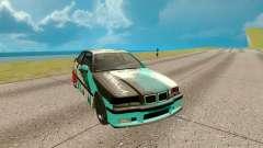 BMW E36 para GTA San Andreas