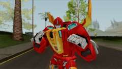 Transformers G1 Rodimus Prime para GTA San Andreas