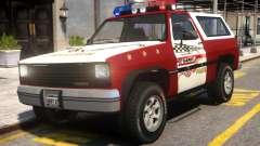 Sheriff Rancher para GTA 4