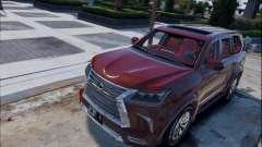 2018 Lexus LX570 WALD 1.0 para GTA 5