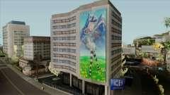 Hideri Kanzaki Billboard para GTA San Andreas