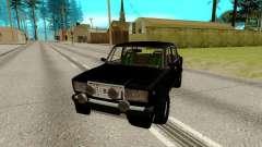 2107 Rally v1.0 para GTA San Andreas