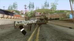 The Doomsday Heist - Assault Rifle v1 para GTA San Andreas