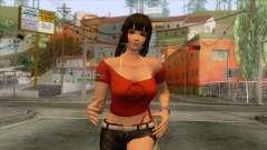 Dead Or Alive 5 - Naotora Skin para GTA San Andreas
