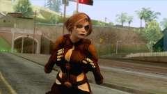 Deadpool - Domino Brown para GTA San Andreas