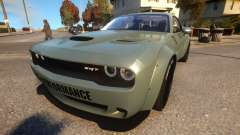 Dodge Challenger Liberty Walk 15 para GTA 4