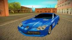 Mercedes-Benz SLR para GTA San Andreas