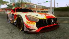 Mercedes-Benz AMG GT3 para GTA San Andreas