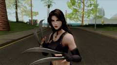 Marvel Future Fight - X-23 para GTA San Andreas